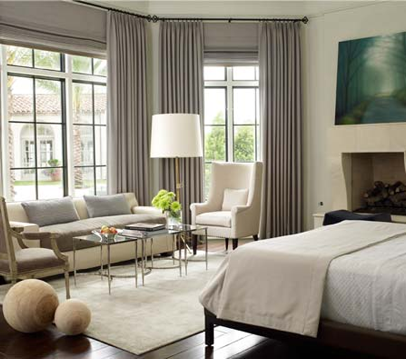 Cosy Bedroom Ideas For A Restful Retreat: Favorite Master Bedrooms: 4 Elements For A Restful Retreat