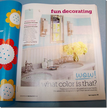 Heather Scott in article on paint color