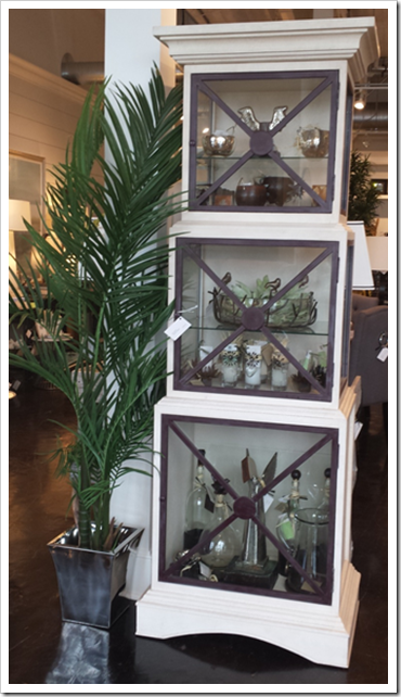 Heather Scott Home Design: What's New Wednesday: Display Cabinet
