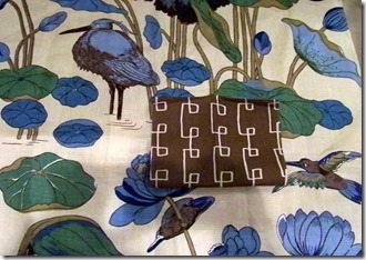 Prep kitchen fabrics for austin parade of homes
