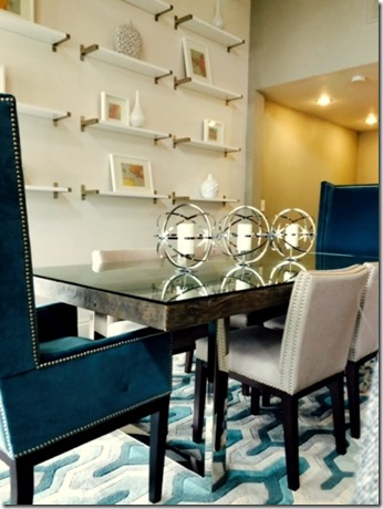 Heather scott commercial dining area